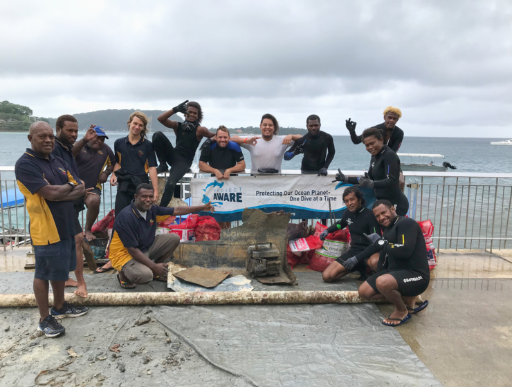 Dive Against Debris for World Environment Day